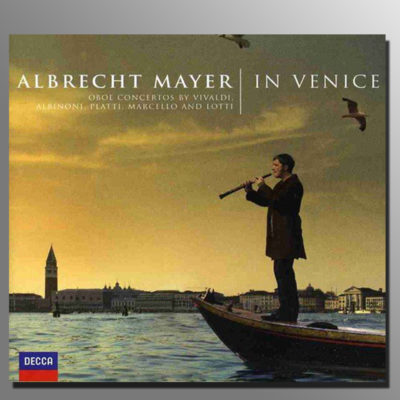 BCGE.shop : CD Albert mayer in Venice