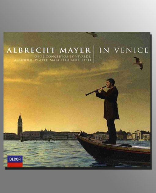BCGE.shop : CD Albert mayer in Venice
