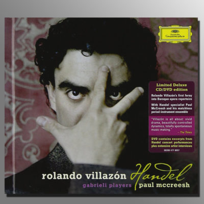 BCGE.shop : CD Rolando Villazon Handel